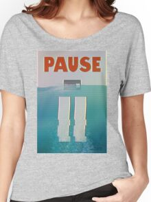 Pause Women's Relaxed Fit T-Shirt