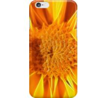 Floral Gold iPhone Case/Skin