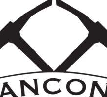 D'Anconia Copper Sticker