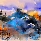 watercolor 615003 by calimero