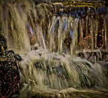 waterfalls 2 by Brent Fennell