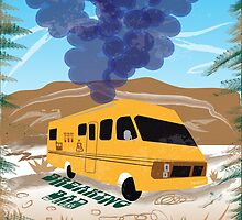 Breaking Bad RV by famenxt