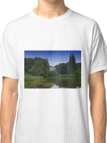 Blue castle Classic T-Shirt