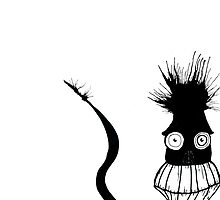 Ink Monster by Tupps