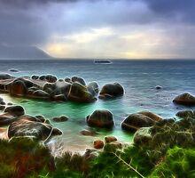 Boulder Beach by Nicolas Raymond