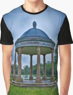 blue Pavillion Graphic T-Shirt