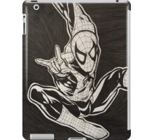 Web slinger  iPad Case/Skin