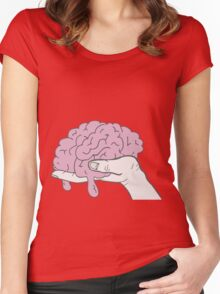 Melting Thoughts Women's Fitted Scoop T-Shirt