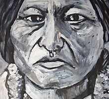 Sitting Bull by Brent Fennell