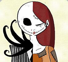 Jack and Sally by annnadary