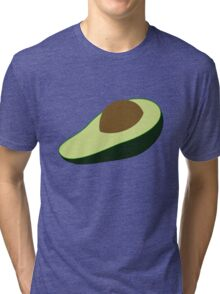 Avocados are alligator pears or fertility fruit Tri-blend T-Shirt