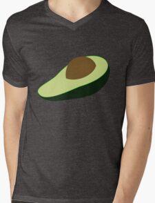 Avocados are alligator pears or fertility fruit Mens V-Neck T-Shirt