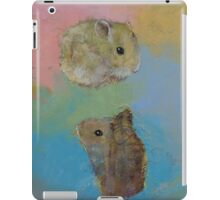 Three Little Hamsters iPad Case/Skin