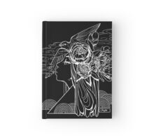 Guardian of the Forest - Monochrome Ver. Hardcover Journal
