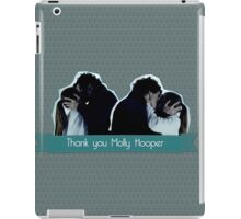 Thank you Molly Hopper iPad Case/Skin