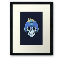 Mega Death [No Text] Framed Print