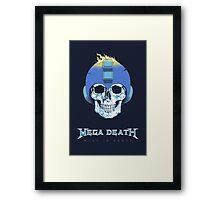 Mega Death Framed Print