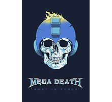 Mega Death Photographic Print