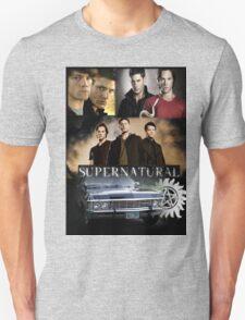 What the heckie Padalecki Unisex T-Shirt