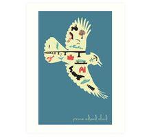 Prince Edward Island Poster Art Print