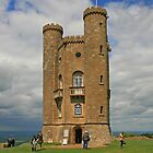 Broadway Tower by RedHillDigital