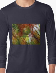 pine brush Long Sleeve T-Shirt