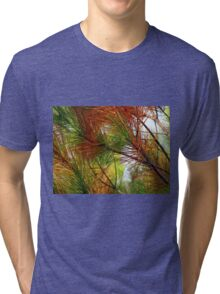 pine brush Tri-blend T-Shirt