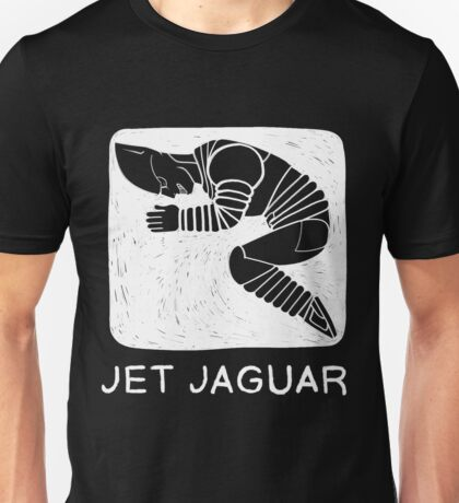 Jet Jaguar is Cyclical Unisex T-Shirt