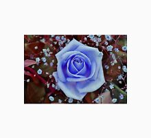 rose blue and spray Unisex T-Shirt