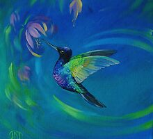 Hummingbird by Jane Delaford Taylor