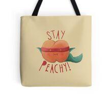 stay peachy  Tote Bag