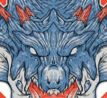 Hunting Club: Lagiacrus Sticker