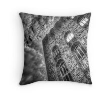 Gwrych Castle Throw pillow and Tote bag Collection 10 Throw Pillow