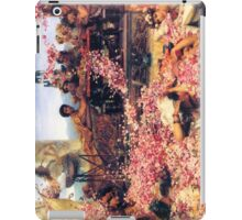 The Roses of Heliogabalus iPad Case/Skin