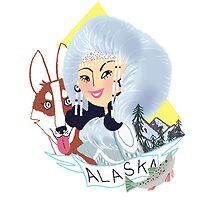 Alaska by Lucie Irvine