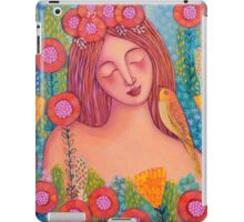 Woman in Love iPad Case/Skin