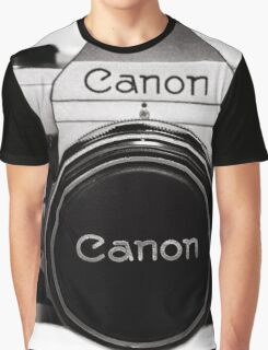 Old Canon Graphic T-Shirt