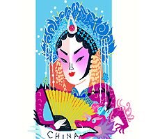 China by Lucie Irvine