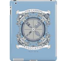 Arm Cannon Association iPad Case/Skin