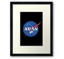 Metroid Space Program: Holding Orbit Framed Print
