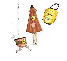 Fizzy Tsukumogami by fizzy-lizard