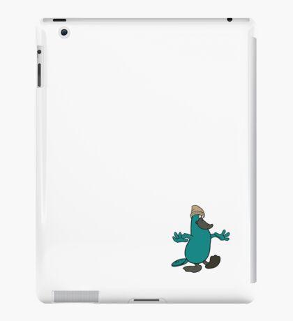 Platypus Graphic iPad Case/Skin