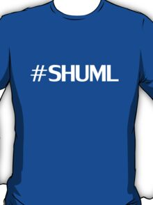 SHUML (Should Have Used Machine Learning) T-Shirt