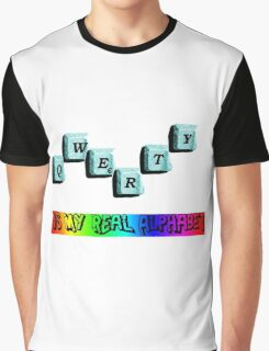 Qwerty Graphic T-Shirt