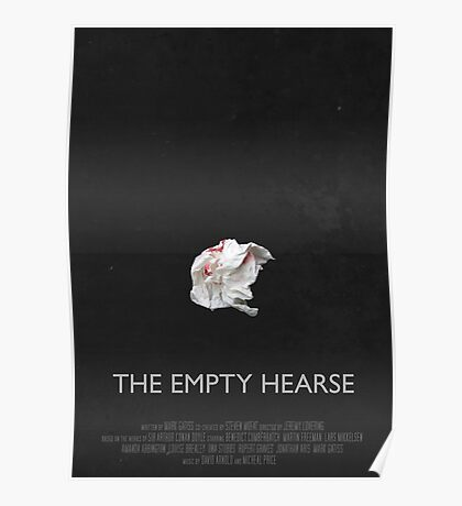 Sherlock - The Empty Hearse Poster