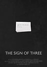 Sherlock - The Sign of Three by Ashqtara