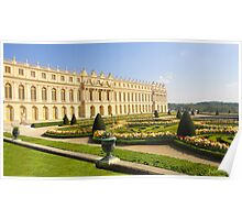 The view from Versailles Poster