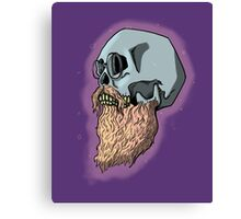 Death of a Craft Beer Drinker Canvas Print