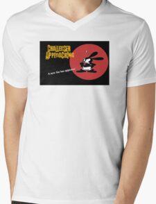 Oswald Approaching Mens V-Neck T-Shirt