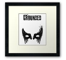 Stay Grounded,Heda Framed Print